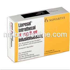 Purchase  Lioresal England