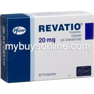 Purchase  Revatio England