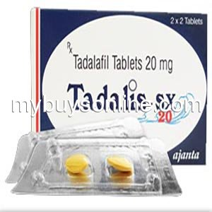 Purchase Tadalis SX England