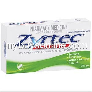Purchase  Zyrtec England